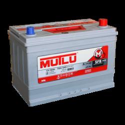 Аккумулятор автомобильный Mutlu 90 а/ч D31.90.072.C