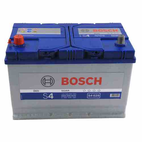 BOSCH S4 Silver (S40 290)  95А/ч  830А