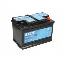 Аккумулятор Exide EL700 EFB Start-Stop 70а/ч