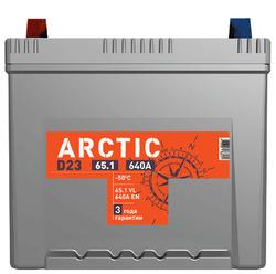Аккумулятор автомобильный ARCTIC ASIA 65ah 6СТ-65.1 VL B01