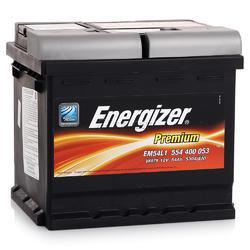 Аккумулятор автомобильный Energizer PREMIUM EM54L1 54А/ч 530А