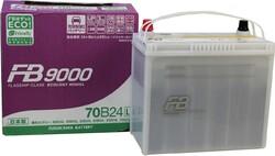Аккумулятор автомобильный FB 9000 70B24L