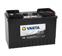 Аккумулятор автомобильный Varta promotive black l18 (610404068)