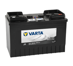 VARTA Promotive Black-125Ач (J1)  125А/ч  720А