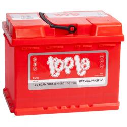 Аккумулятор TOPLA Energy 56008 E60H 60 ач 600a