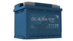 Аккумулятор автомобильный GLADIATOR dynamic 65Ah 620A прямая полярность