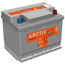 Аккумулятор автомобильный TITAN ARCTIC 60ah 6СТ-60.0 VL