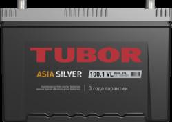 Аккумулятор автомобильный TUBOR ASIASILVER 100ah 6СТ-100.1 VL B01