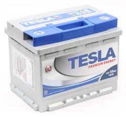 Аккумулятор автомобильный TESLA Premium 75Ah 720А низкий