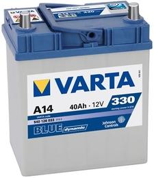Аккумулятор Varta blue dynamic A14 (540126033)