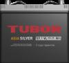 Аккумулятор TUBOR ASIASILVER 57ah, 6СТ-57.1 VL B00