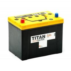 Аккумулятор автомобильный TITAN ASIA SILVER 70ah 6СТ-70.1 VL B01