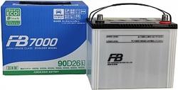 Аккумулятор автомобильный FB 7000 90D26L