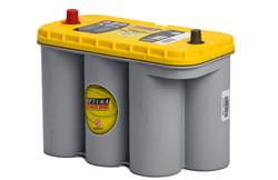 Аккумулятор автомобильный OPTIMA Yellow Top 75 А/ч 975 А 8051-187 YT S 5.5