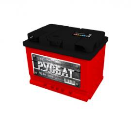 Аккумулятор Русбат 55Ah 430a (L+)