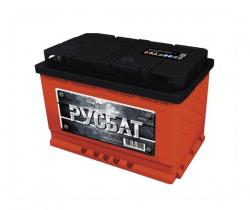 Аккумулятор Русбат 90Ah 760a (R+)