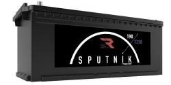 Аккумулятор автомобильный Sputnik 190Ah  1250А прямая полярность