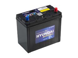 Аккумулятор автомобильный HYUNDAI 45 а/ч CMF 55B24L