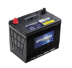 Аккумулятор автомобильный HYUNDAI 80 а/ч 90D26L