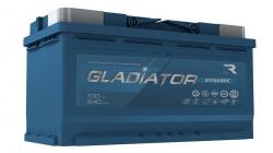 Аккумулятор автомобильный GLADIATOR dynamic 100Ah 840A прямая полярность