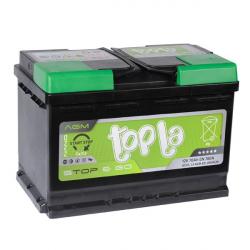 Аккумулятор TOPLA L3 AGM TAG70 70 ач 760a
