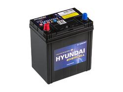 Аккумулятор автомобильный HYUNDAI 38 а/ч 42B19R