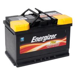 Аккумулятор автомобильный Energizer PLUS EP70L3X 70А/ч 640А