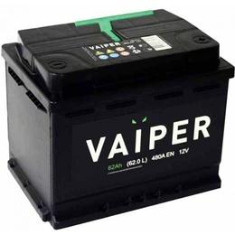 Аккумулятор VAIPER 62ah, 6СТ-62.0-L