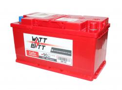 Аккумулятор WATTBATT 90Ah 780a (L+)