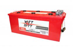 Аккумулятор WATTBATT 190Ah 1200a (R+)
