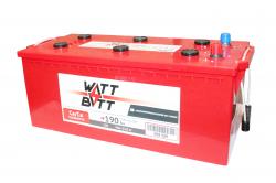 Аккумулятор WATTBATT 190Ah 1200a (L+)