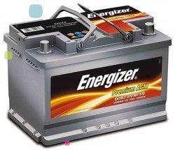 Аккумулятор автомобильный Energizer PREMIUM AGM EA70L3 70 А/ч 760 А