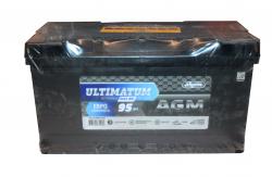 Аккумулятор Аком Ultimatum AGM 95Ah 850a