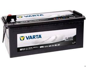 Аккумулятор Varta promotive black M12 (680011140)
