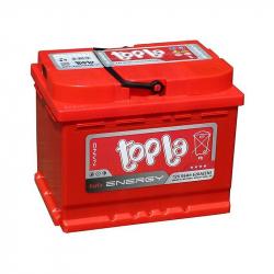 Аккумулятор TOPLA Energy 56638 E66 66 ач 600a