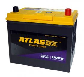 Аккумулятор автомобильный Atlas UMF75B24L 55А/ч 480А