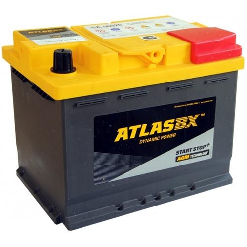 ATLAS  SA 56020  60А/ч  680А AGM Start-Stop