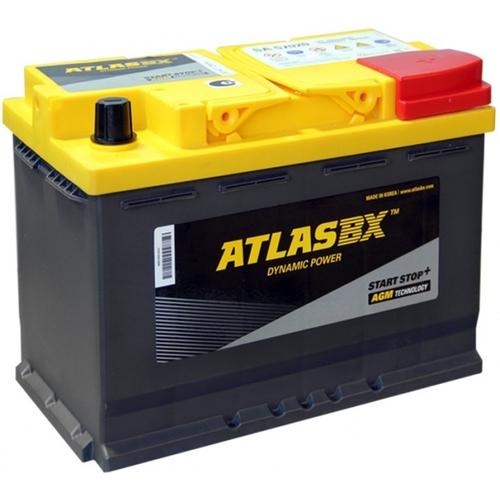 ATLAS SA 57020  70А/ч  760А AGM Start-Stop