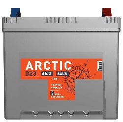 Аккумулятор автомобильный ARCTIC ASIA 65ah 6СТ-65.0 VL B01