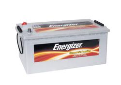 Аккумулятор грузовой Energizer COMMERCIAL PREMIUM ECP4 225А/ч 1150А