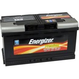 Аккумулятор автомобильный Energizer PREMIUM EM100L5 100А/ч 830А