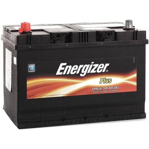 ENERGIZER PLUS EP95JX  95А/ч  830А