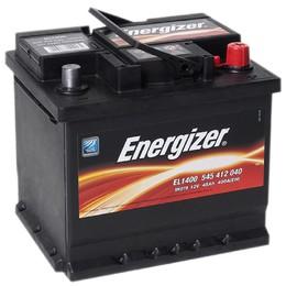 Аккумулятор автомобильный Energizer EL1400 45А/ч 400А