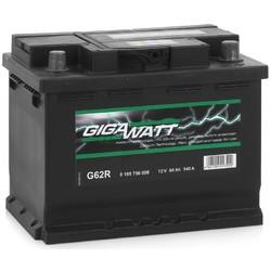 Аккумулятор автомобильный Gigawatt G62R 60А/ч 540A