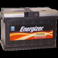 Аккумулятор автомобильный Energizer PREMIUM EM77L3 77А/ч 780А