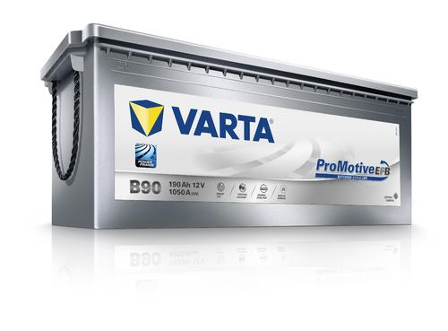 VARTA  Promotive EFB-190Ач ( B90 )  190А/ч  1050А