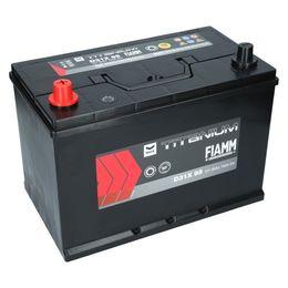 Аккумулятор FIAMM BLACK TITANIUM D31X95