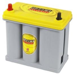 Аккумулятор автомобильный OPTIMA Yellow Top 38 А/ч 460А (545157)