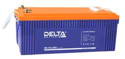 Аккумулятор Delta GX 12-230 (12V / 230Ah)