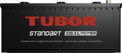 Аккумулятор грузовой TUBOR STANDART 220ah 6СТ-220.3 L